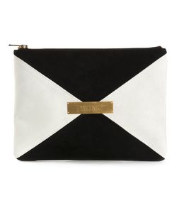 Marie Marot | Colour Block Zip Clutch