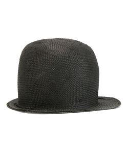Reinhard Plank | Woven Bowler Hat