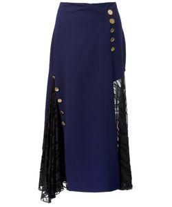 Prabal Gurung | Button Detail Skirt