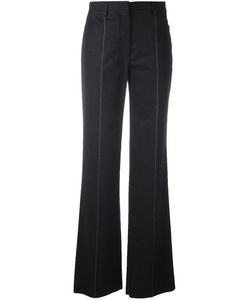 Salvatore Ferragamo | Pinstripe Boot-Cut Trousers