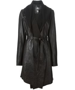 Lost And Found | Asymmetric Trench Coat