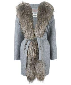 Ava Adore | Belted Short Coat
