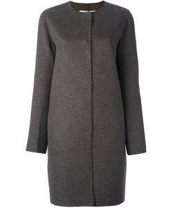 Manzoni 24 | Single Breasted Midi Coat