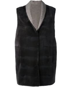 Manzoni 24 | Mink Fur Sleeveless Coat