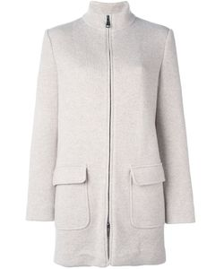 Manzoni 24 | Zipped Short Coat