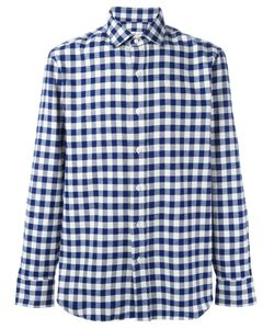 Salvatore Piccolo | Checked Classic Shirt