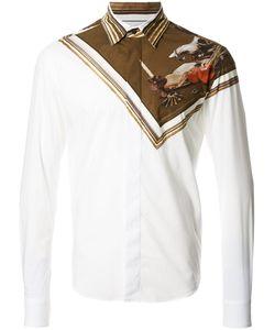 Yoshio Kubo | Skull Print Long Sleeve Shirt