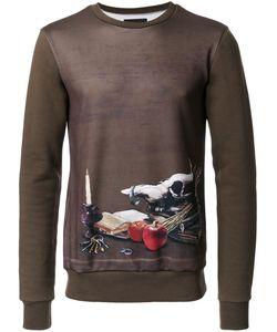 Yoshio Kubo | Skull Print Sweatshirt