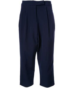 Studio Nicholson | Cropped Tapered Trousers 0