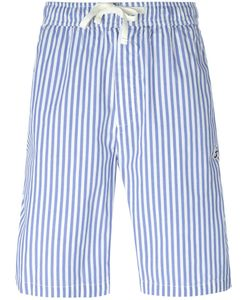 Roundel London | Striped Shorts