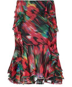 Jason Wu | Ruffled Asymmetric Skirt
