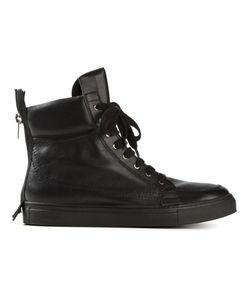 Kris Van Assche | Stylised Hi-Top Sneakers
