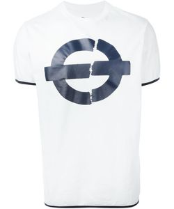 Roundel London | Logo Print T-Shirt