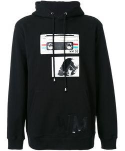 Cy Choi   Tape Print Sweatshirt