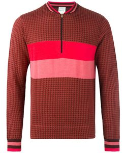Paul Smith   Striped Detailing Pullover
