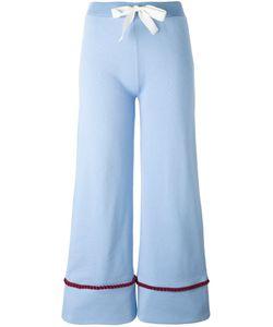 Jour/Né | Bow Waistband Flared Trousers