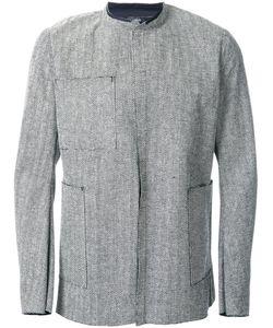 Assin | Reversible Herringbone Bonded Jacket Xl
