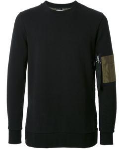 Matthew Miller | Contrast Panel Sweatshirt