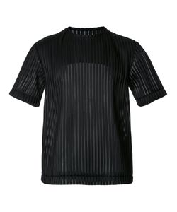 Matthew Miller | Sheer Ribbed T-Shirt