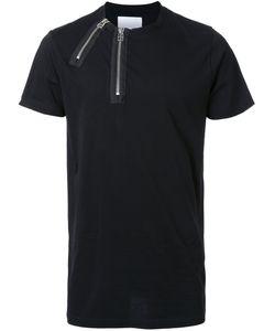Matthew Miller | Zip Collar T-Shirt
