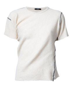 Assin   Rib Twist T-Shirt