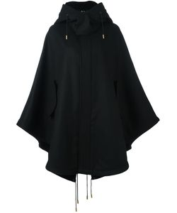 The Reracs | Hooded Cape Coat