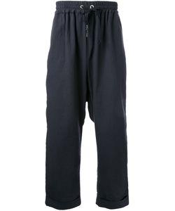 Strateas Carlucci   Cuffed Crop Pom Pants Xs
