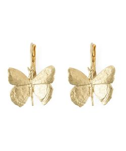 Wouters & Hendrix | Butterfly Drop Earrings