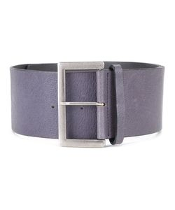 Mikio Sakabe | Wide Buckle Belt