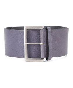 Mikio Sakabe | Wide Buckle Belt
