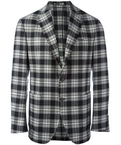 Gabriele Pasini | Checked Blazer