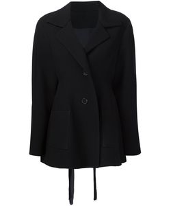 Tome | Tie Back Tailored Blazer Small