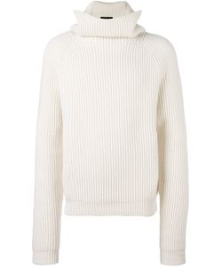 Haider Ackermann | Ribbed High Collar Sweater
