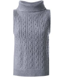 Guild Prime | Cable Knit Top