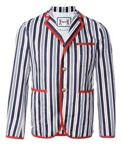 Moncler Gamme Bleu | Striped Blazer 2