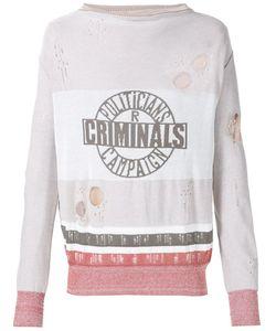Vivienne Westwood Gold Label | Criminals Jumper