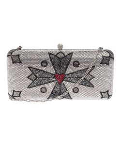 Sylvia Toledano | Steel Love Box Clutch