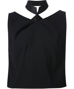 Iris Van Herpen | Upfold Collar Top