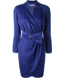 Thierry Mugler Vintage | Belted Wrap Dress