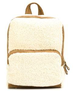 Pierre Hardy | Zipped Fur Backpack