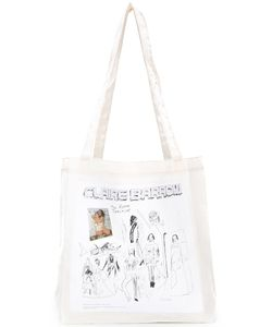 Claire Barrow | Gift Shop Tote Cotton/Polyester