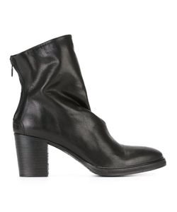 The Last Conspiracy | Rear Zip Ankle Boots 39
