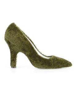 Amélie Pichard | Candy Pumps 37 Sheep Skin/Shearling/Leather