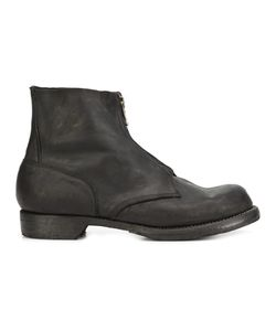 Guidi | Zipped Military Boots 42