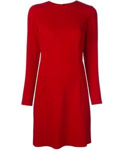 Mm6 Maison Margiela   Zipped Dart Dress 44