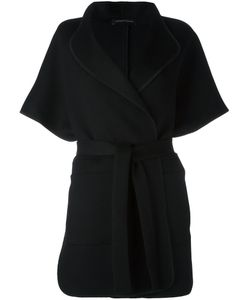 Catherine Quin | Renzo Cape Dress Wool