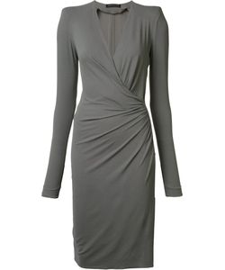 Alexandre Vauthier | Wrap Effect Dress