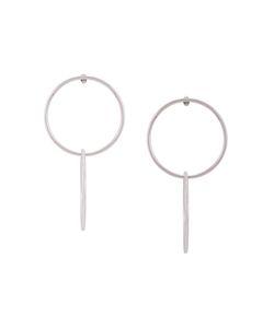 Jennifer Fisher | Interlocking Smooth Circle Earring