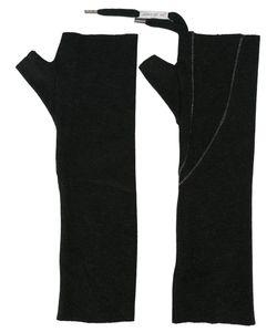 Army Of Me | Fingerless Gloves Wool