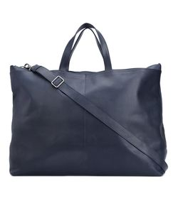 Isaac Reina   Pilot Weekend Tote Adult Unisex Calf Leather